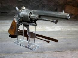 Lot De 5 Supports Révolver 7mm Broche - Armes Neutralisées