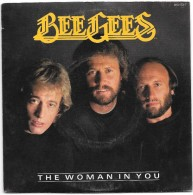 BEE GEES  The Woman In You - Disco, Pop