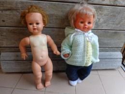 Poupees Gege Et Raynal Haut 50cm - Dolls