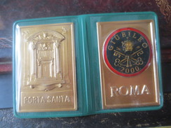 ROMA -PORTA SANTA - GIUBILEO 2000-  VOIR PHOTOS - Religion & Esotericism