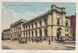 Warszawa.State Bank. - Pologne