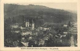 - Depts Divers -FF257- Dordogne - Saint Jean De Cole - St Jean De Cole - Vue Generale - Carte Bon Etat - - France