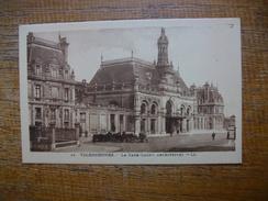 "Valenciennes , La Gare , """""" Carte Animée """" - Valenciennes"