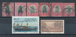 Afrique De Sud Petit Lot De Timbres Divers - Afrique Du Sud (1961-...)