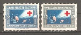 Sellos Nº A-248 Y 251 Guatemala - Guatemala