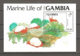 Hb-12 Gambia - Crustacés