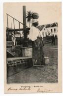 FREETOWN (SIERRA LEONE) - MENDEH GIRL - Sierra Leone