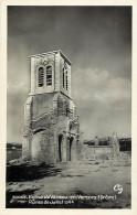 - Depts Divers -FF210- Drome -  Vassieu En Vercors -  Eglise - Ruines De Juillet 1944 - Guerre 1939-45 - - Frankreich
