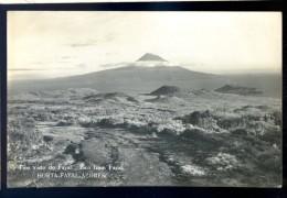 Cpa Portugal --  Açores -- Horta Fayal Azores -- Pico Visto Do Fayal -- Pico From Fayal  LIOB82 - Açores