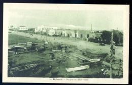 Cpa De Djibouti -- Barques En Réparations   LIOB82 - Djibouti