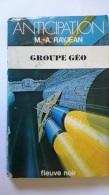Groupe Géo, M.-A. RAYJEAN - Fleuve Noir