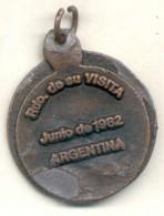 JOHANNES PAULUS II - PAPA POPE - MAXIMO PONTIFICE - RECUERDO DE VISITA A LA ARGENTINA JUNIO DE 1982 GUERRA DE MALVINAS - Professionals/Firms