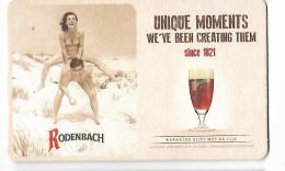 SOUS BOCK / 101 - RODENBACH - Sotto-boccale