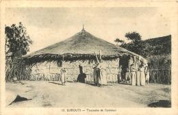 DJIBOUTI TOUCOULES DE L´INTERIEUR - Gibuti