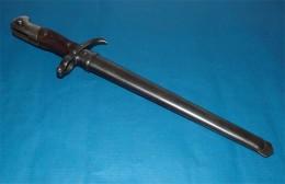 Baïonnettes Manufacture D´armes De Saint étienne 1877 - Knives/Swords