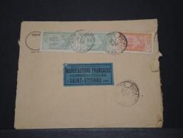 COTE D´IVOIRE - Env Recommadée Pour La France - Sept 1920 - A Voir - P17847 - Côte-d'Ivoire (1892-1944)