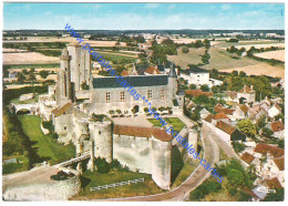 37 INDRE Et LOIRE Vue Aérienne Du Chateau Et Du Village Du GRAND PRESSIGNY - Le Grand-Pressigny