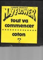 Comédie Musicale  MAYFLOWER Tout Va Commencer - Soundtracks, Film Music