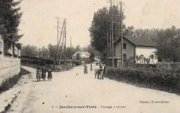 51 JONCHERY-sur-VESLE  Passage à Niveau - Jonchery-sur-Vesle