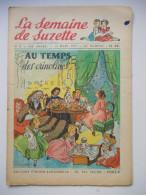 - LA SEMAINE DE SUZETTE - N° 11. (42è Année) - 15 Mars 1951 - - La Semaine De Suzette