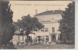 SAÔNE Et LOIRE - ROMANECHE-THORINS -  Château De La Comtesse De Milly Aux Thorins - France
