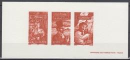 France Sc2974-6 French Literature, Writer Emile Zola, Alexandre Dumas, Victor Hugo, écrivain, Deluxe Sheet - Writers