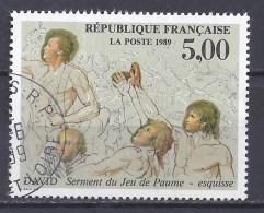 FRANCE - Yvert - 2591 - Bicentenaire De La Révolution Et De La Déclaration Des Droits De L'Homme Et Du Citoyen - Franse Revolutie