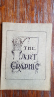 The Art Graphic, Tekenschrift Met Beschermblaadjes - Andere Verzamelingen