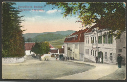 Croatia-----Varazdinske Toplice-----old Postcard - Croatia