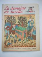 - LA SEMAINE DE SUZETTE - N° 45. (42è Année) - 8 Novembre 1951 - - La Semaine De Suzette