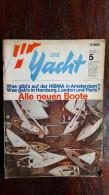 Die Yacht, Alle Neuen Boote, März 1970 - Sport
