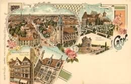 SEUGHOL & MAGDELIN EDITEURS  PARIS : CAEN - Caen