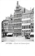 [DC2783] CPA - BELGIO - ANVERS - MAISON DE CHARLES QUINT - Non Viaggiata - Old Postcard - Belgio