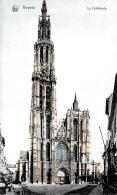 [DC2785] CPA - BELGIO - ANVERS - LA CATHEDRALE - Non Viaggiata - Old Postcard - Belgio