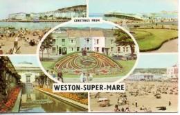 Royaume Uni. Weston Super Mare. Petit Format - Weston-Super-Mare
