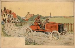 AUTOMOBILES - Dessin De FRECHET - Other