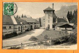 MAI131, St. Gervais-les-Bains, Etablissement Thermal, 1980, Circulée 1911 - Saint-Gervais-les-Bains
