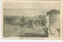 Albanie - Durazzo Panorama Dalla Fortezza Veneziana 1918 - Albania