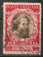 Timbres - Vatican - 1946 - 3 L. - - Oblitérés