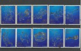 111...Japan 2013. The Constellation Series Good Of Stamps Very Fine Used - Used Stamps