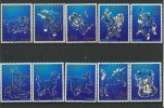 112...Japan 2013. The Constellation Series Good Of Stamps Very Fine Used - Used Stamps