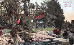 California - Japanese Tea Garden In California - 2 SCANS - Los Angeles