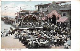 California - At Ocean Park - The Auditorium And Casino - San Diego - 2 SCANS - San Diego
