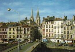 Bayonne - La Cathédrale Vue De La Nive - Bayonne