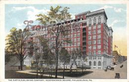 Pennsylvania - The Curtis Publishing Company Independance Square - Philadelphia - 2 SCANS - Philadelphia