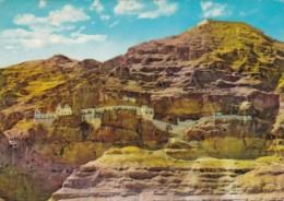 Jordan Jericho Mount Temptation - Jordan