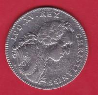 France Médaille Munificentia Urbis Burdig. Louis XV - Argent - Adel
