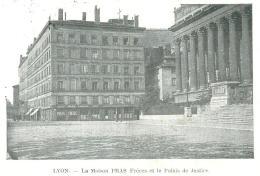 Lyon   La Maison Pras Freres - Lyon