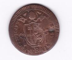 Vatican 1/2 Baiocco 1802 - TB - Vatican