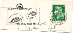 1969 Francia - Preservate I Vostri Occhi (frammento) - Sonstige